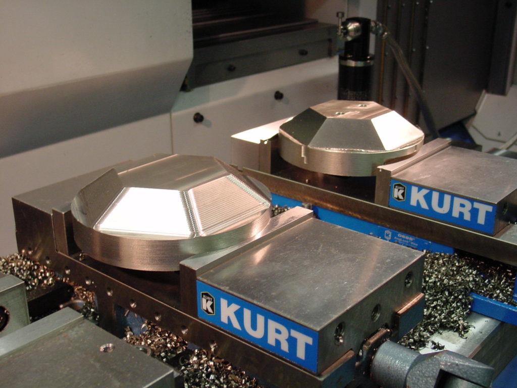 3D CNC Machining