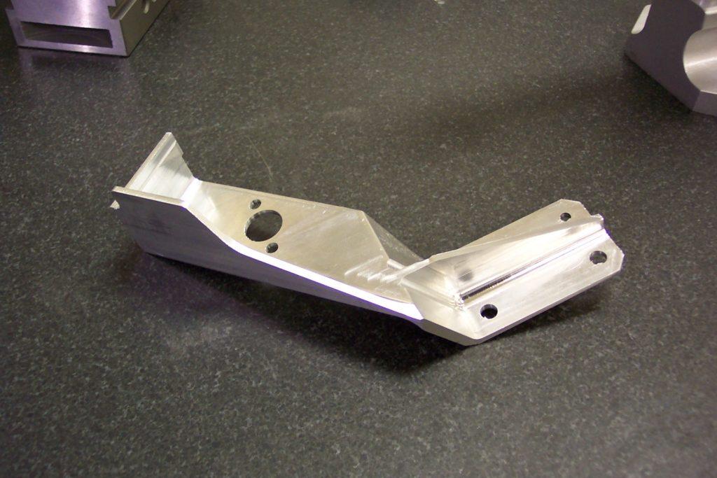 CNC Machining - Aerospace
