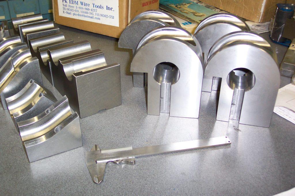 3D CNC Machining - Automotive