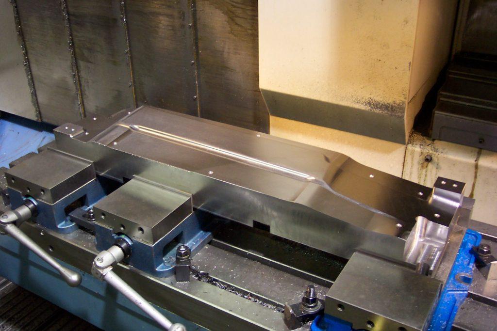 3D CNC Machining - Aerospace