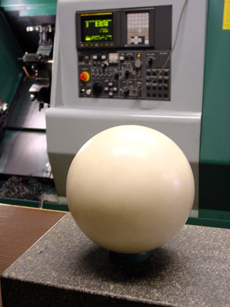 CNC Turning - Nuclear